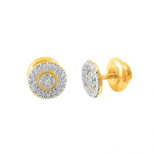 Jpearls Akra Diamond Earring
