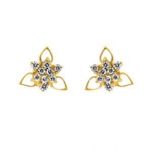 Jpearls Vrinda Diamond Earring