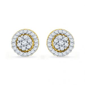 Jpearls Spring Diamond Earrings