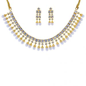 Charming Pearl Necklace Code-jpjun-17-0017