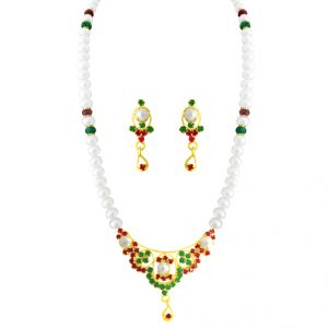 Jpearls Incline Colourful Pearl Set