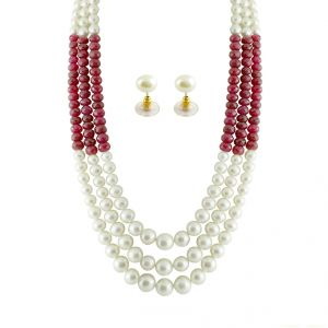 Jpearls Riwaz Pearl Necklace