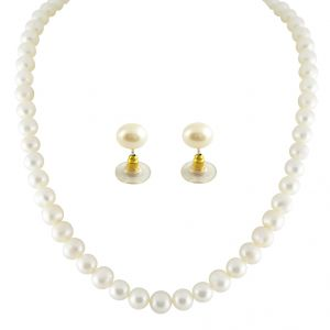 Jagdamba,Clovia,Sukkhi,Jharjhar,Unimod,Sleeping Story,Pick Pocket Women's Clothing - JPEARLS SPECIAL PEARL SET
