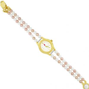 Jpearls Fairy Pearl Watch - Jpnov-1139