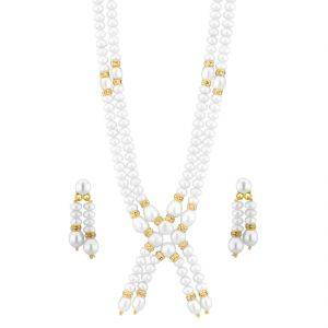 Jpearls Fiona Pearl Necklace