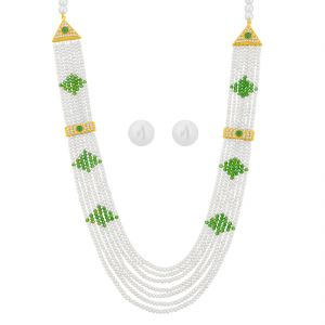 Jpearls Rebecca Necklace Set
