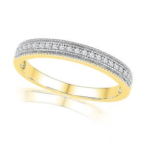 Jpearls 18kt Diamond Finger Ring