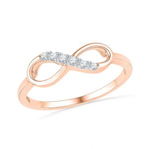 Jpearls 18kt Rose Gold Ring