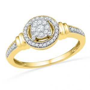 Sakhi Diamond Finger Ring Code-rf125786-ss