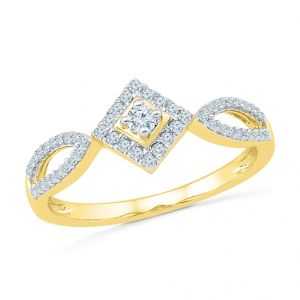 Sri Jagdamba Pearls Celebrity Diamond Finger Ring Code Rp022181