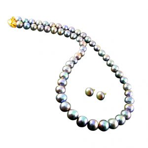 Jagdamba Royal Pearl Set..