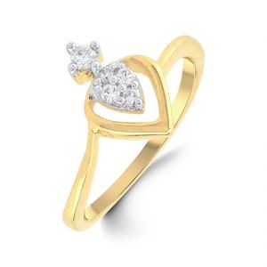 Ghazal 0.07ct Diamond Ring (tlr10110951 )