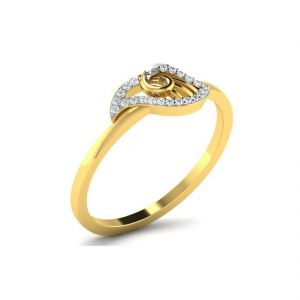 Sahrish 0.08ct Diamond Ring (tlr11013102 )