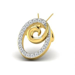 Aryana 0.07ct Diamond Pendant (tpd11013079 )
