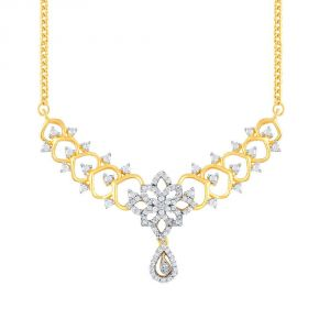 Sangini Yellow Gold Diamond Tanmaniya Yp333si-jk18y