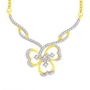 Gili Yellow Gold Diamond Tanmaniya Ypl027si-jk18y