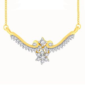 Nakshatra Yellow Gold Diamond Tanmaniya Fp442si-jk18y