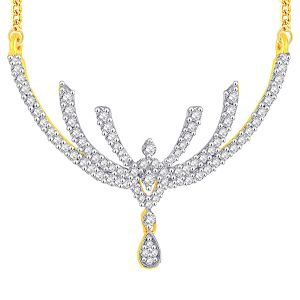 Asmi Yellow Gold Diamond Tanmaniya Yp210si-jk18y