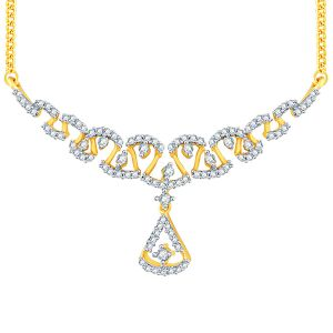 Gili Yellow Gold Diamond Tanmaniya Yp313si-jk18y