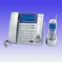 Buy Eurotel 900 Mhz Designer Series Corded And Cordless Telephone Online