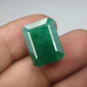 Buy Rare 17.74cts Huge Certified Natural Emerald/panna online