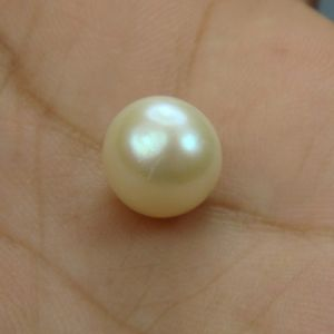 Buy 5.96ct South Sea Pearl/moti Full Round(for Chandra) online
