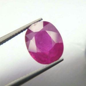 Buy Premium 7.27ct Lab Certified Natural Ruby/manek online