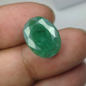 Buy Lab Certified 10.01cts Natural Untreated Emerald/panna online