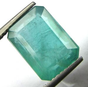 Buy Top Grade 5.27cts Natural Transparent Zambian Emerald/panna online