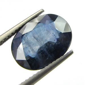 Buy Top 5.26 Ct Certified Natural Blue Sapphire/neelam online