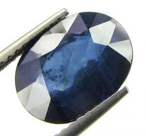 Buy Top 4.43 Ct Certified Natural Blue Sapphire/neelam online