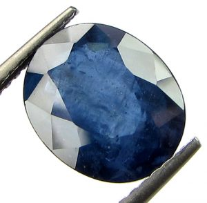 Buy Top 4.30 Ct Certified Natural Blue Sapphire/neelam online