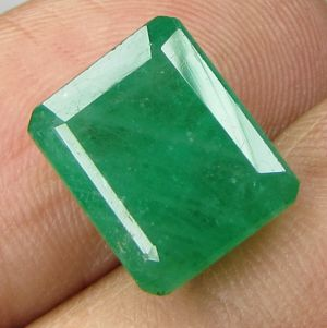 Buy Lab Certified 5.81cts Natural Zambian Emerald/panna online
