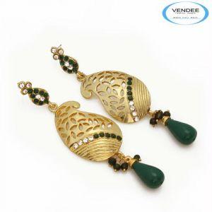 Vendee Fashion Fancy Diamond Earring 3386