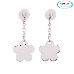 Buy Vendee Floral Fashion Earrings online