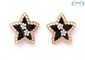 Buy Vendee Womens Fashion Earrings online