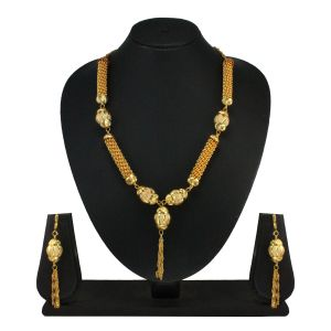 Buy Vendee Fashion New Dangle Necklace Set - 7749 online