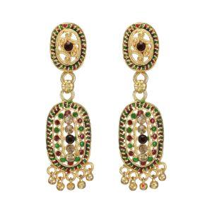 Buy Vendee Fashion Admirable Earrings online