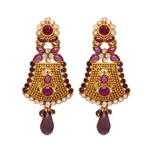 Buy Vendee Attractive Jewelry Earrings online