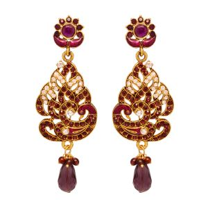 Buy Vendee Fashion Awesome Earrings Jewelry online