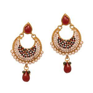 Buy Vendee Fabulous Fashion Earrings (6029) online