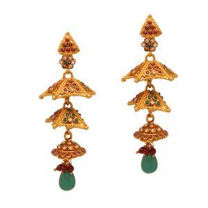 Buy Vendee Indian Fashion Earrings online