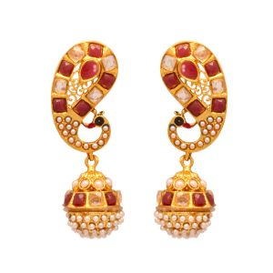 Buy Vendee Unique Drop Earrings online