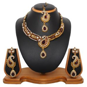 Buy Vendee Fashion Wholesome Neckpiece online