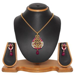 Buy Vendee Fashion Attractive Pendant Set online