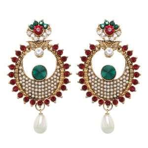 Buy Vendee Fashion Chandelier Earrings online