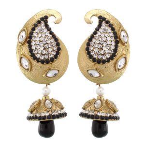 Buy Vendee Fashion Dazzling Kairi Drop Earrings online