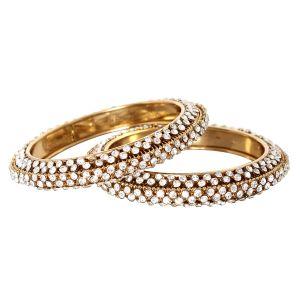 Buy Vendee Royal Trend Alloy Zinc Bangle online