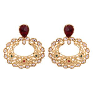 Buy Modish Designs Earrings 8706 online