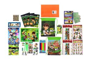 Buy Ben 10 Combo 1099 Multicolour (pack Of 1) By Sticker Bazaar online